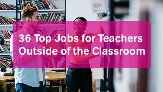 jobs for teachers