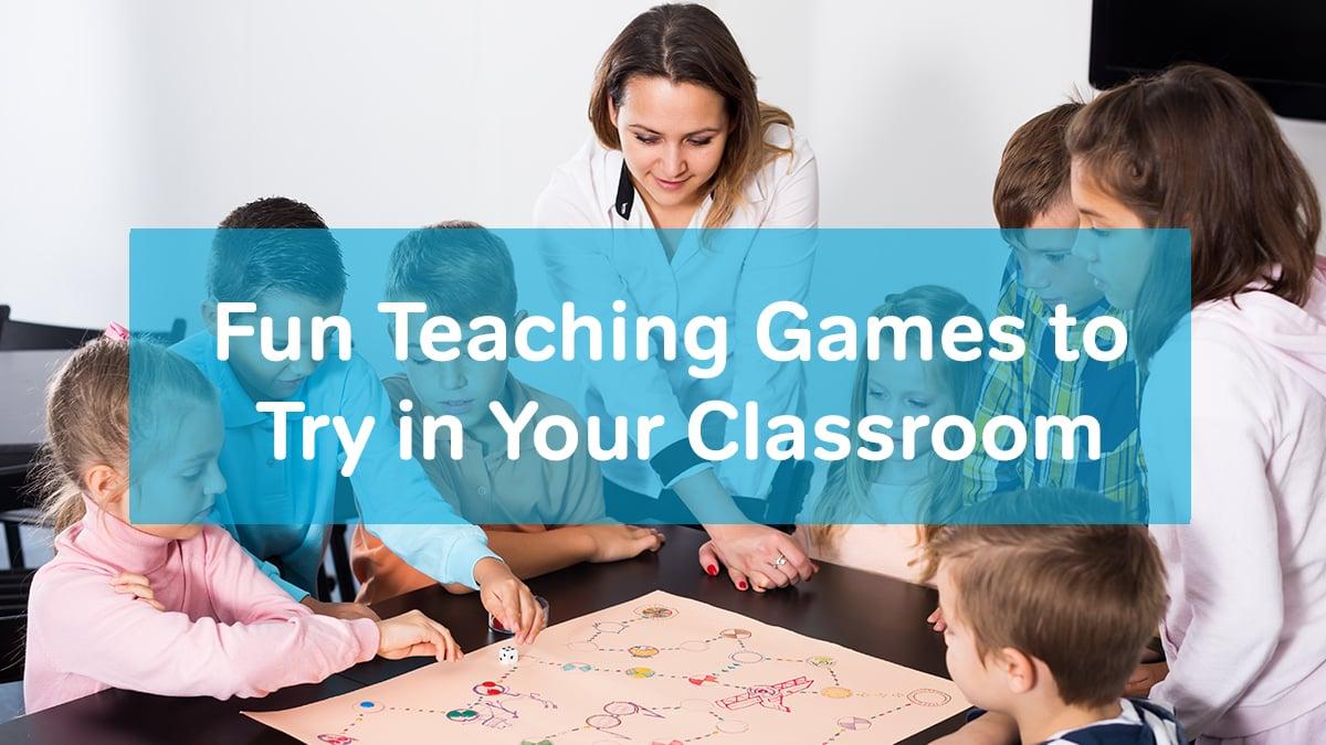 teaching games